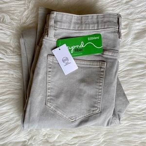 NWT Land's End Straight Leg Jeans